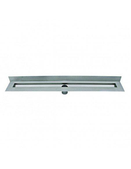 Linear drain Wedi 800 mm Riolita Optima Stainless Steel