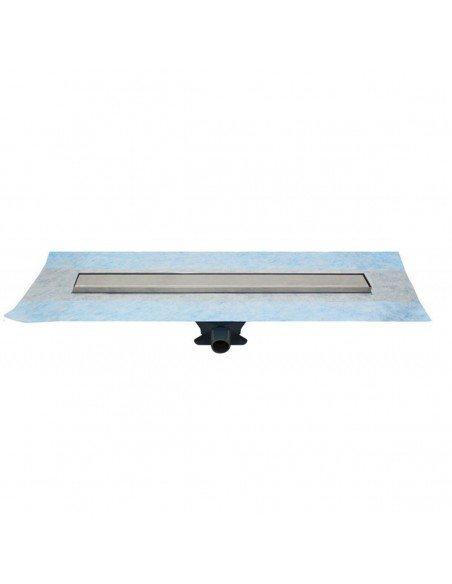 Linear drain Easy Drain 800 mm Modulo TAF Zero-tile