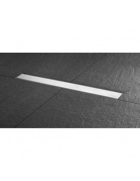 Linear drain Easy Drain 700 mm Modulo TAF Zero-tile