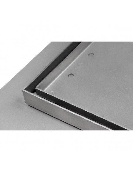 Square gully Wiper WP120 Premium Pure