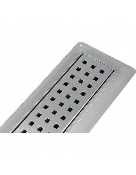 Linear drain Wiper 800 mm Premium Sirocco