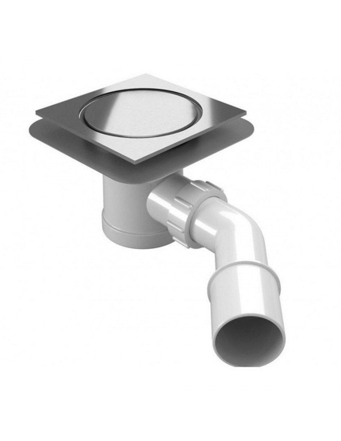 Square Drain 120 X 120 Premium Ponente Wet Rooms Design