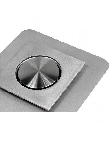 Square gully Wiper WP100 Premium Ponente