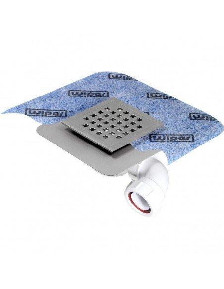 Square gully Wiper WP100 Premium Sirocco