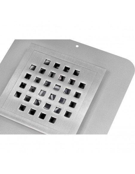 Square gully Wiper WP150 Premium Sirocco