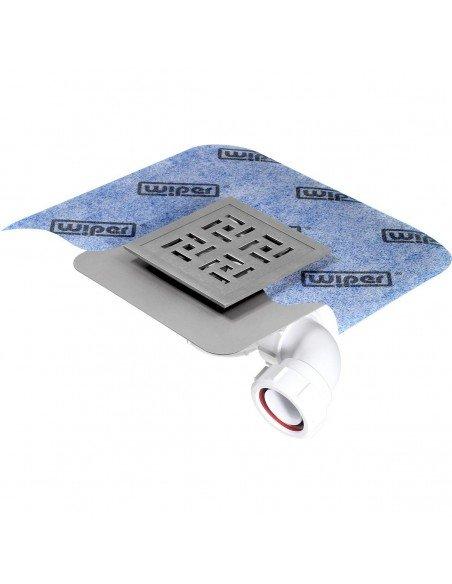 Square gully Wiper WP100 Premium Tivano