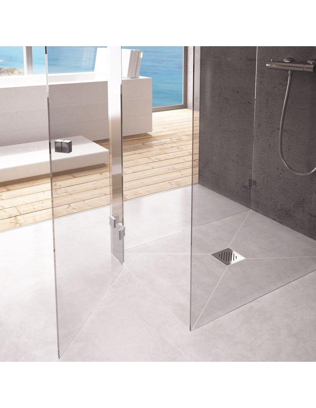 wet room kit shower tray 800 x 1200 linear end drain walk. Black Bedroom Furniture Sets. Home Design Ideas