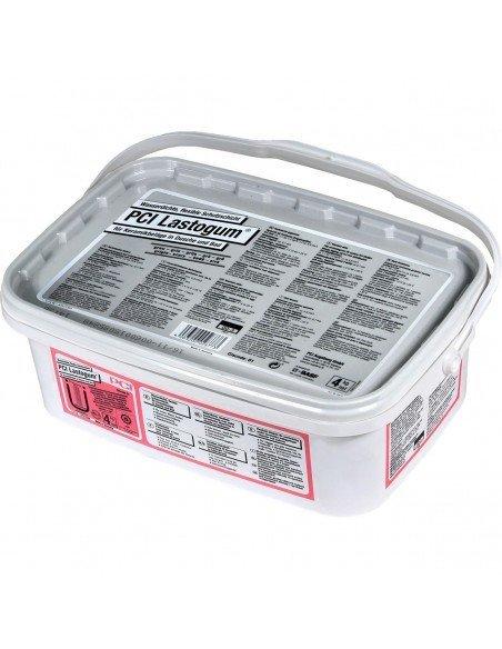 Liquid coating PCI Lastogum 4 kg Grey