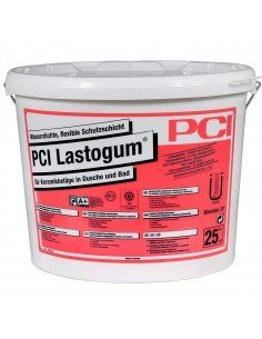 Liquid coating PCI Lastogum 25 kg Grey