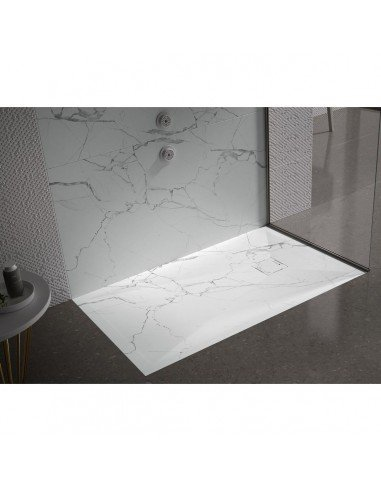 Wet Room Kit 800 x 1200 mm Point Sirocco