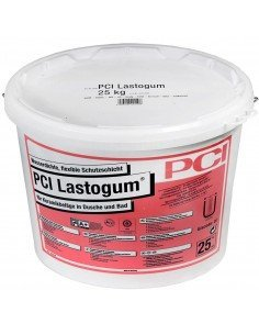 Liquid coating PCI Lastogum 25 kg White