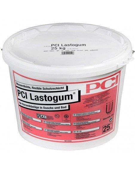 Liquid coating PCI Lastogum 25 kg White