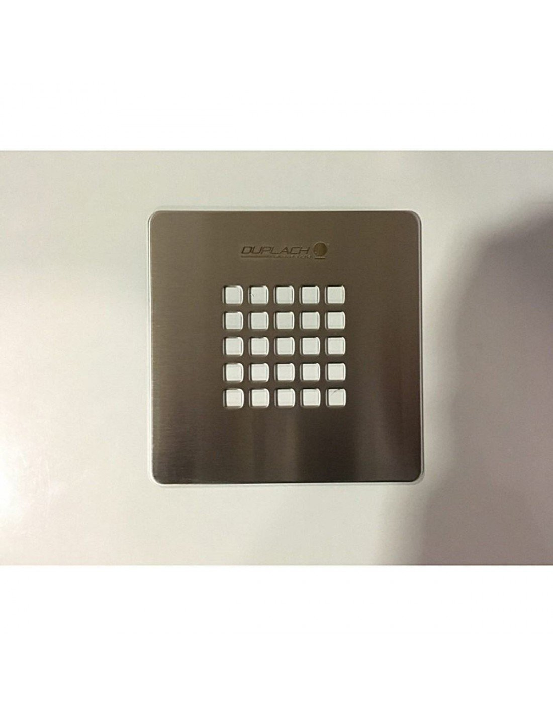 Shower Tray Duplach 800 x 1200 mm Hidden Black | Wet Rooms Design