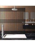 Wet Room Kit 900 x 1500 mm Sirocco Line