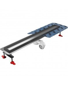 Linear drain Wiper 800 mm Premium Pure
