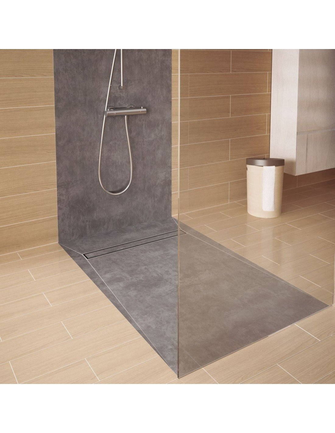 Linear Shower Drain 700 Mm Pure Wet Rooms Design