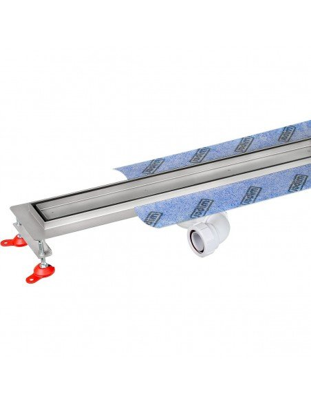 Linear drain Wiper 900 mm Premium Pure