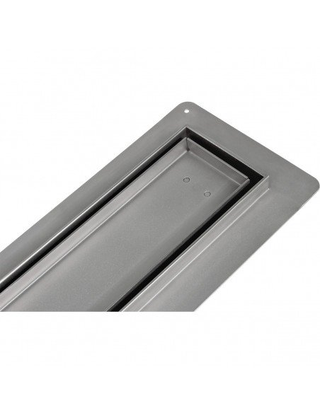 Linear drain Wiper 1200 mm Premium Pure