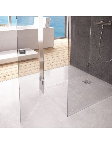 Showerlay Wiper 900 x 1850 mm Point Sirocco