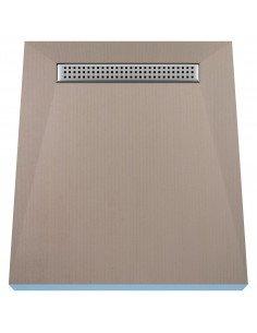 Showerlay Wiper 800 x 1500 mm Line Sirocco
