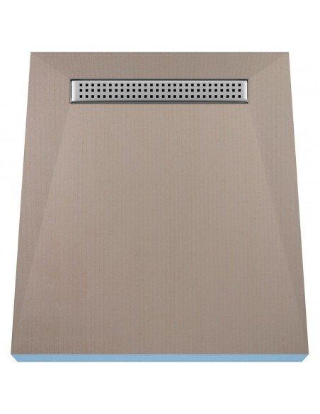 Showerlay Wiper 800 x 1200 mm Line Sirocco