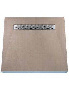 Showerlay Wiper 900 x 900 mm Line Mistral