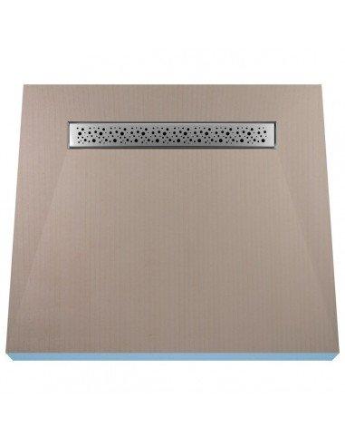 Showerlay Wiper 1000 x 1000 mm Line Mistral