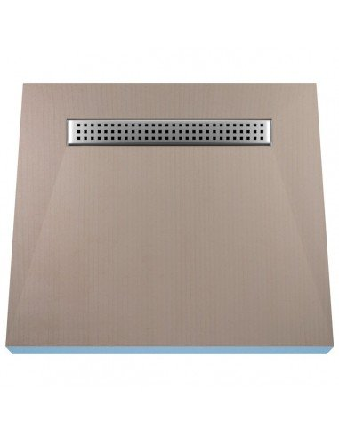 Showerlay Wiper 800 x 800 mm Line Sirocco