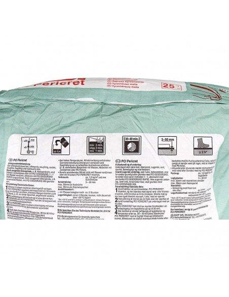 Levelling compound PCI Pericret® 25 kg
