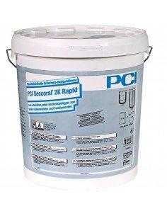 Waterproofing slurry PCI Seccoral® 2K Rapid
