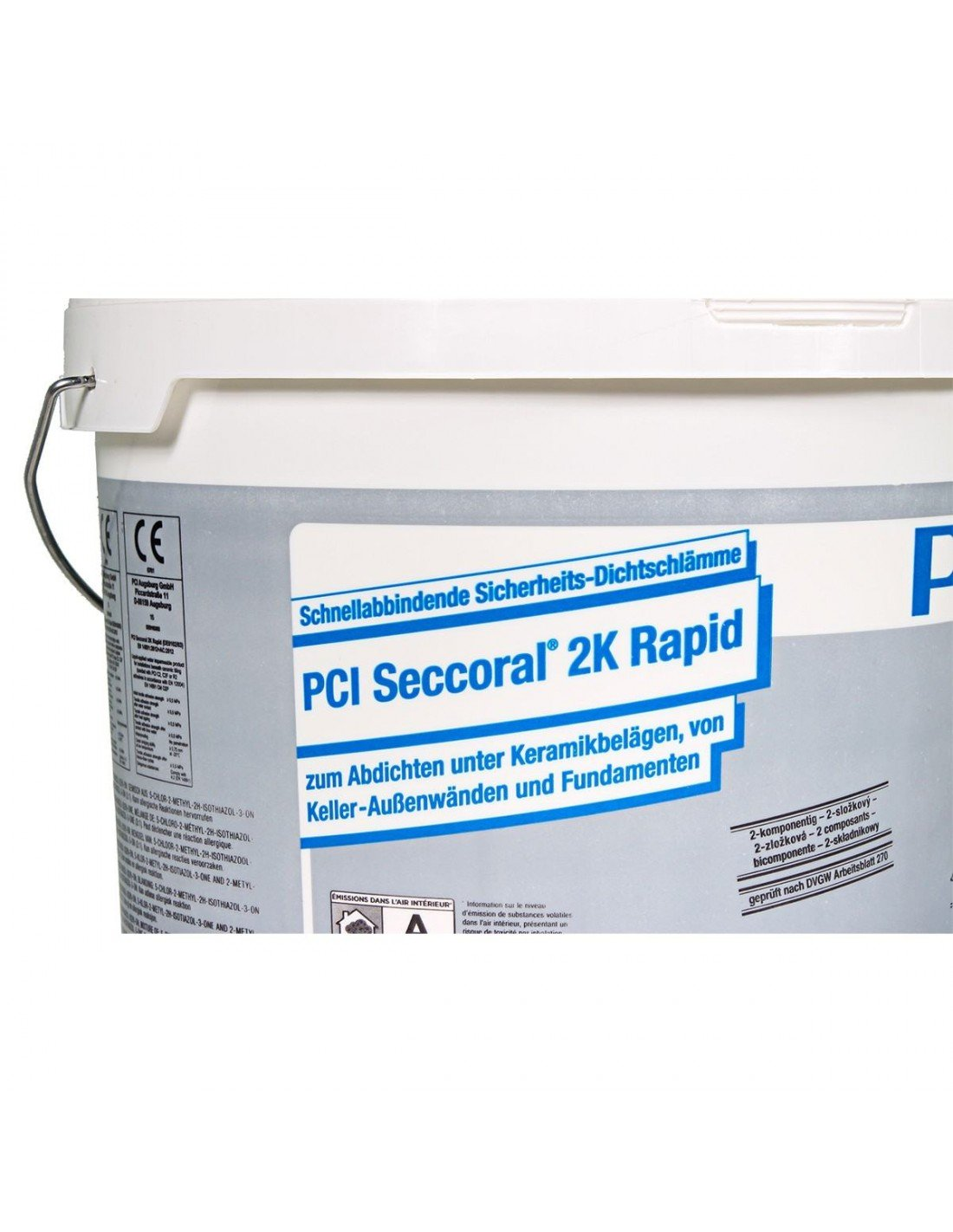 Slurry PCI Seccoral 2K Rapid 25kg | Wet Rooms Design