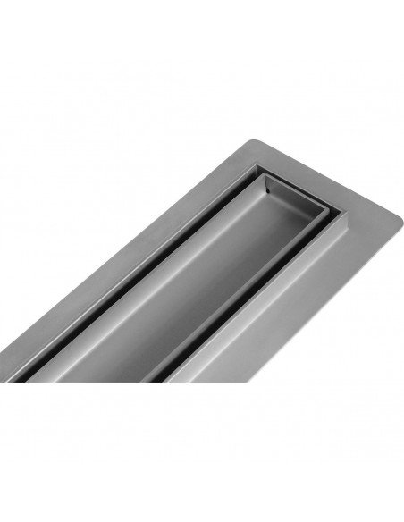 Linear drain Wiper 500 mm Premium Slim Pure