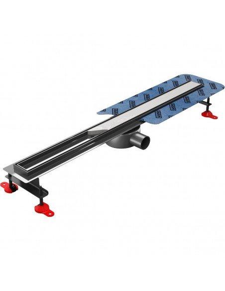 Linear drain Wiper 800 mm Premium Slim Pure