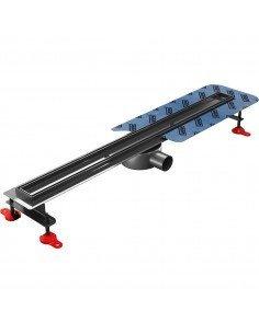 Linear drain Wiper 1000 mm Premium Slim Pure