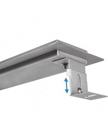 Linear drain Sieme 600 mm Steel