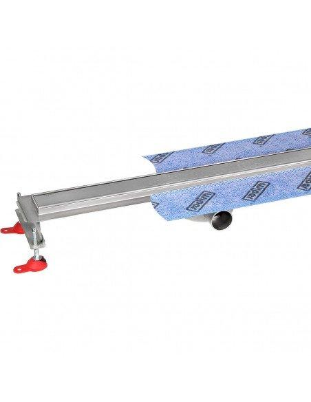 Linear drain Wiper 800 mm Premium Slim Ponente