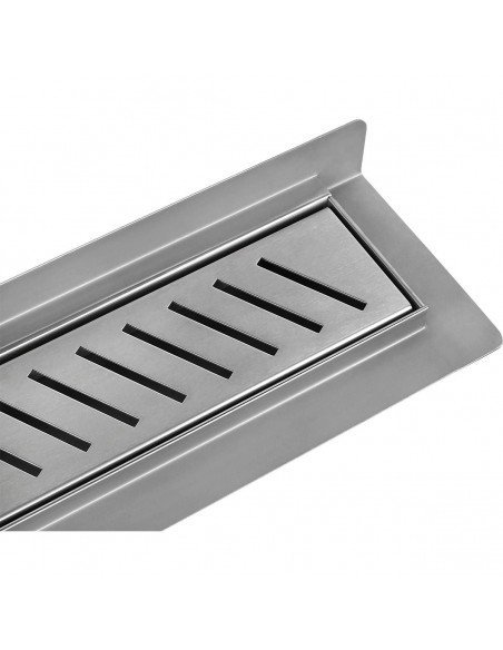 Linear drain Wiper 1200 mm Wall Upstand Zonda