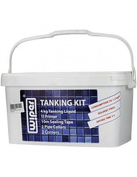 Shower Waterproofing Tanking kit Wiper
