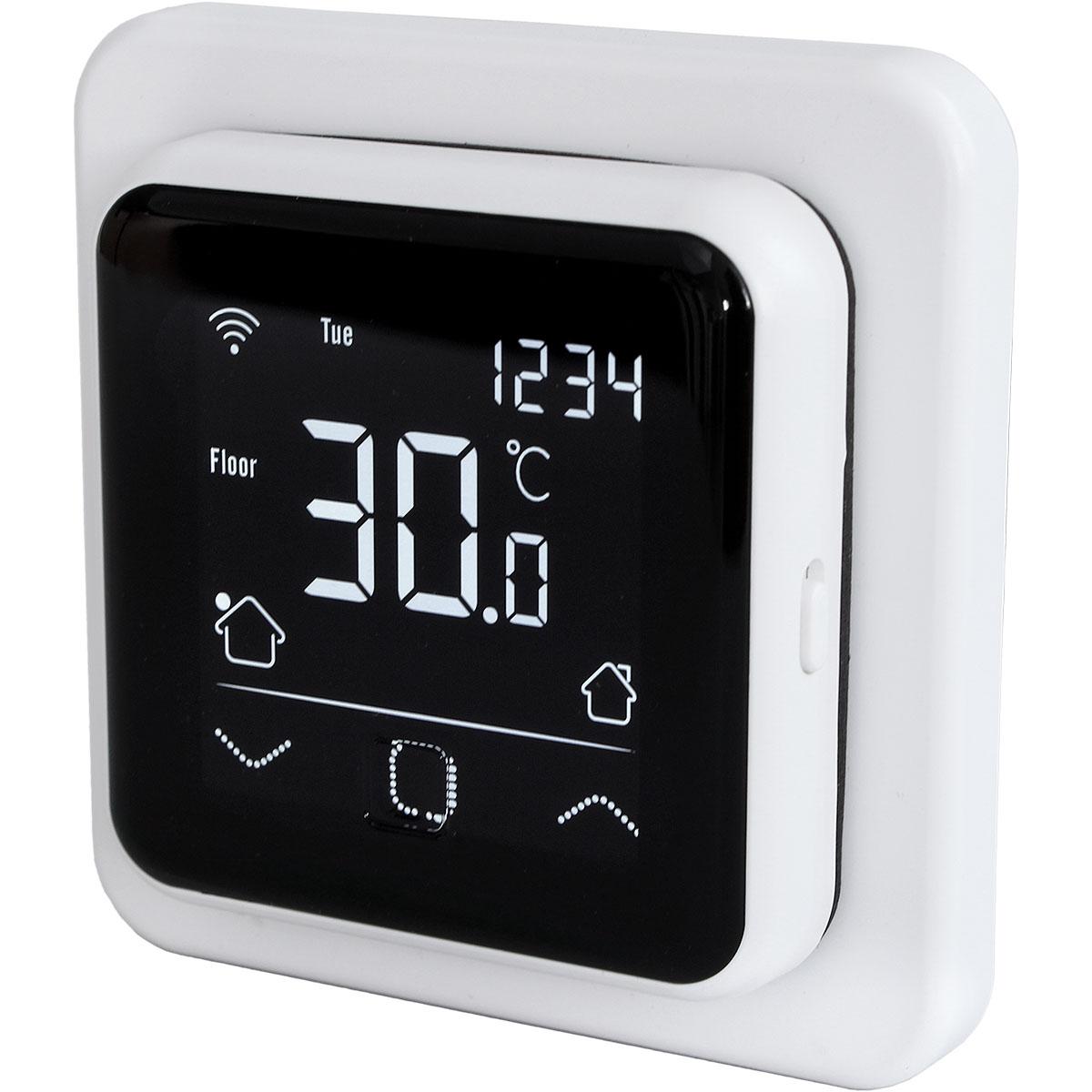 wifi thermostat sunfloor