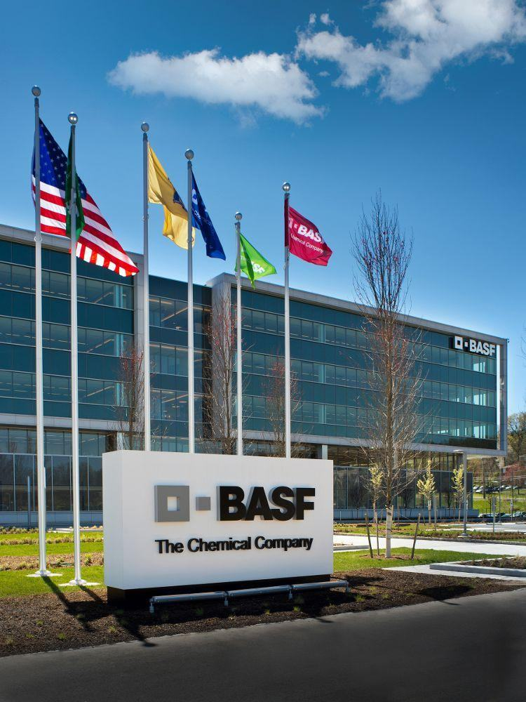 BASF PCI Headquarters USA Photo