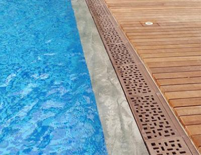 Outdoor Linear Drain UK | Wet Rooms Design