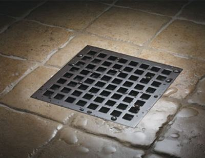 Square Shower Drain System | Wetrooms Design