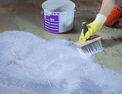 Special Protective Wash Primer PCI for Waterproofing | Wetrooms Design