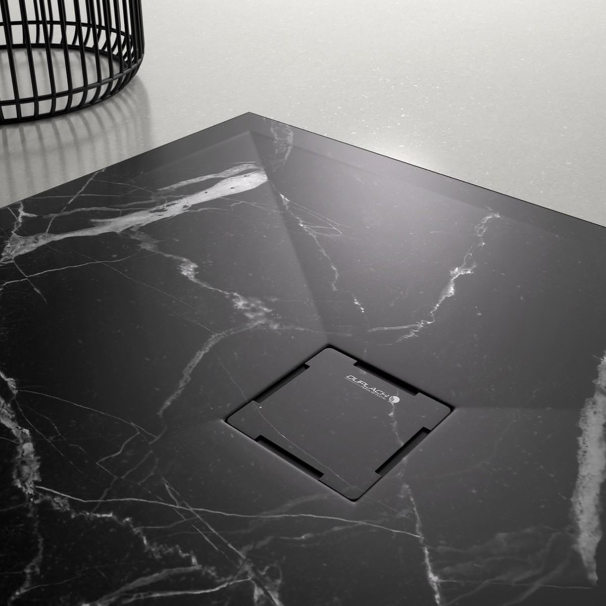 Duplach Stone Resin Shower Tray
