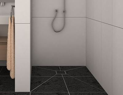 Square Wet Room Shower Kit | Wetrooms Design