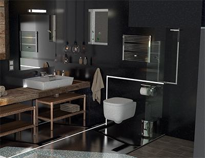Wet Room Kits 800 x 800 mm | Wetrooms Design