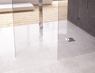 Wet Room Tray Kit | Wet Rooms Design