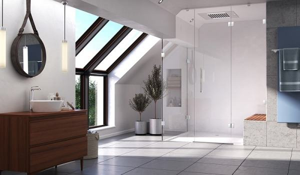 What is the best thickness for shower glass?