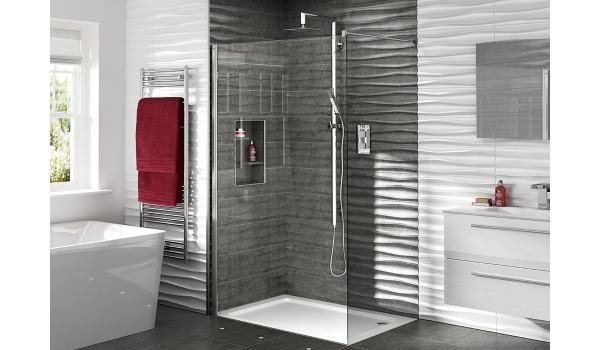 WHY SHOULD YOU USE A SHOWER/SPLASH SCREEN IN YOUR WETROOM?