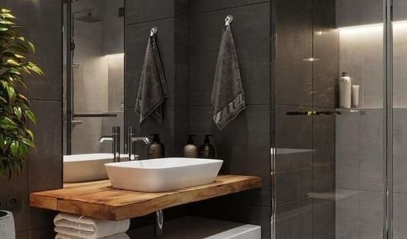 Elegance in the bathroom - inspirations that will convince you!